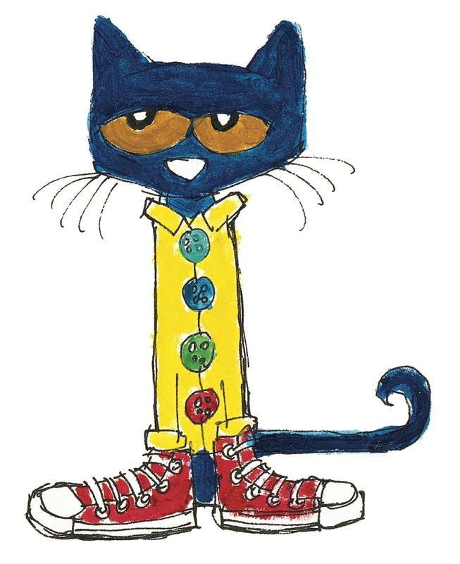 Pete the Cat and His Four Groovy Buttons - Scholastic