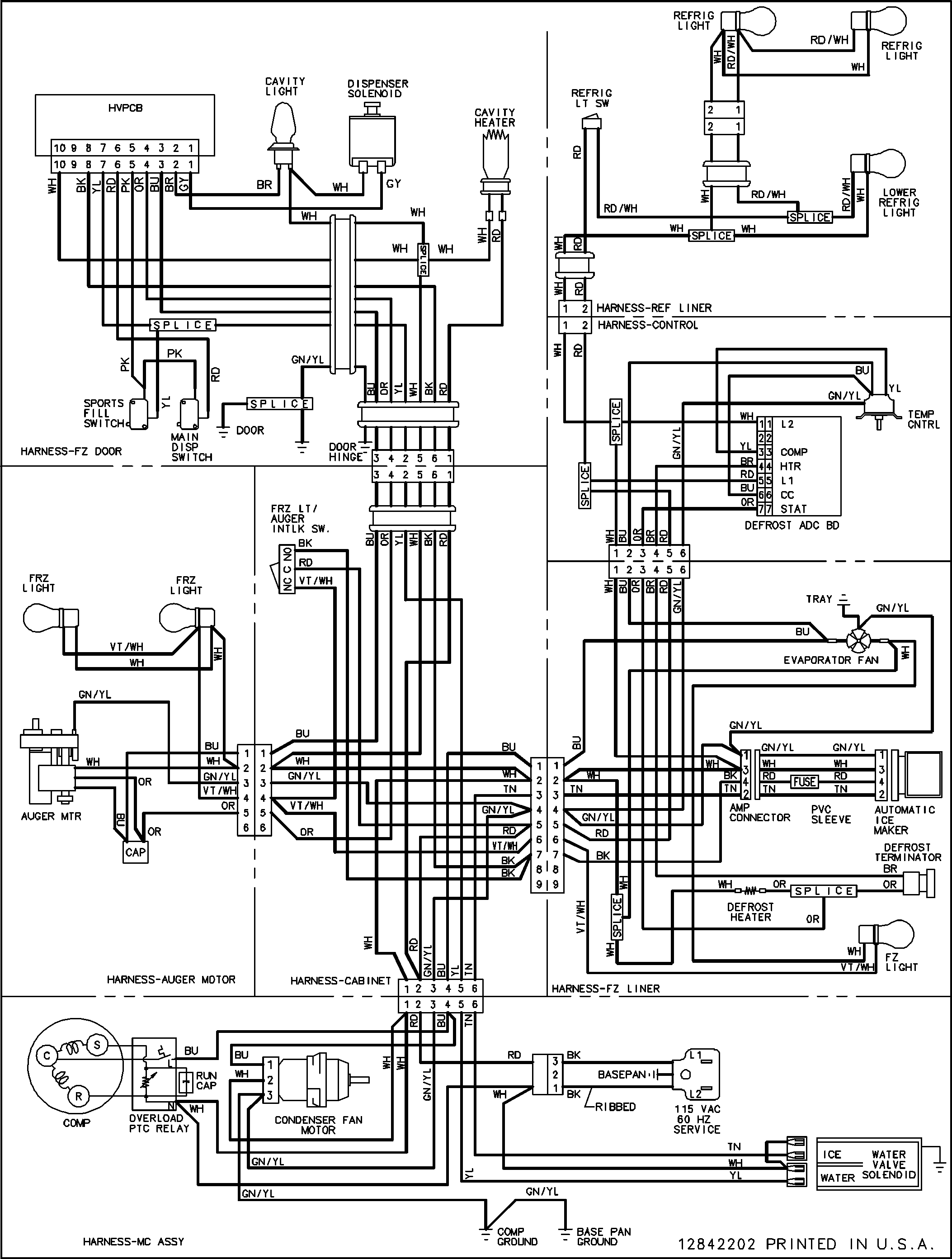 New Wiring Diagram Ice Maker Diagrams Digramssample