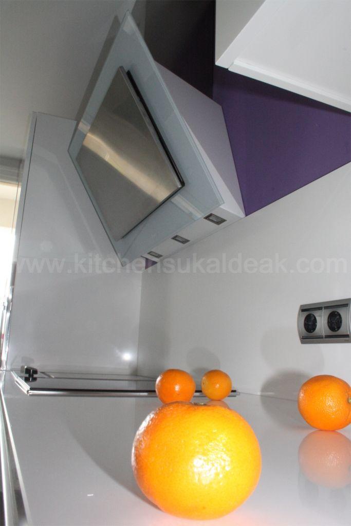 http://www.kitchensukaldeak.com/proyectos.html Decoración de cocinas Kitchen Sukaldeak #fábricademueblesdecocina