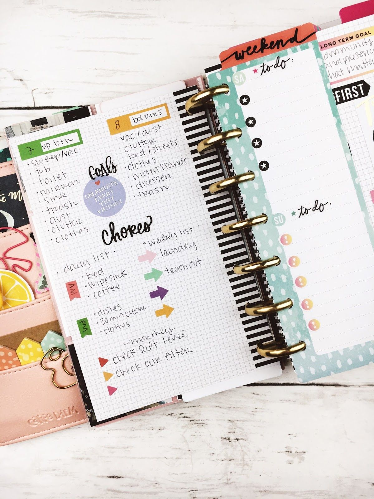 5 Creative Ways To Use Graph Paper In Your Mini Happy Planner Mini Happy Planner Happy Planner Layout Happy Planner How to use graph paper