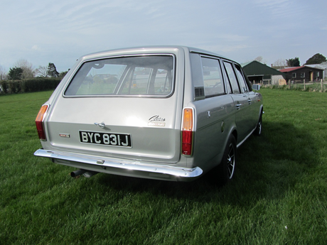 1970 Ford Cortina Mk 2 3 0 Savage Estate Silverstone Auctions Ford Classic Cars Classic Cars Commercial Vehicle
