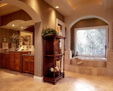 Bath Photos Old World,tuscan,mediterranean,spanish Decor Design, Pictures, Remodel, Decor and Ideas - page 213