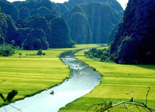Vietnam One day tours: Hoa Lu - Tam Coc one day tour