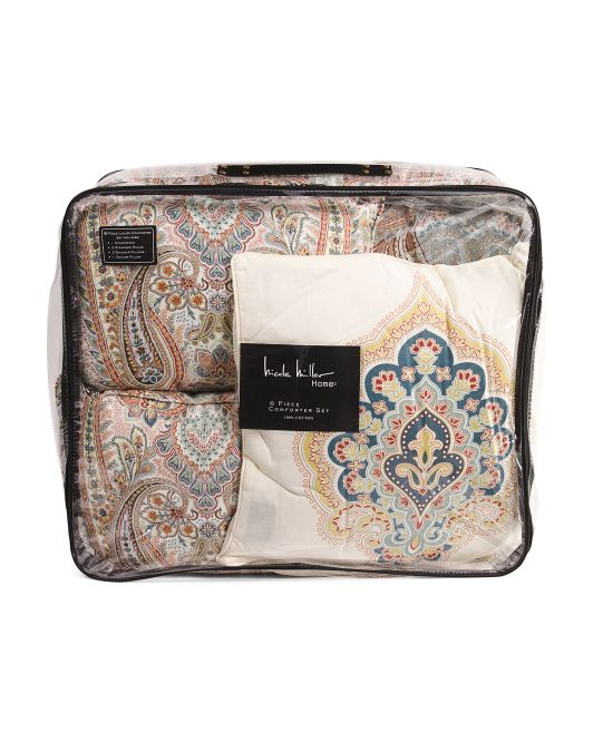 Nicole Miller Bedding Tj Ma For The House Comforter