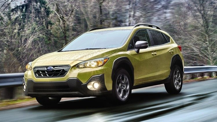 The 2021 Subaru Crosstrek Gets A Price Increase To Go With