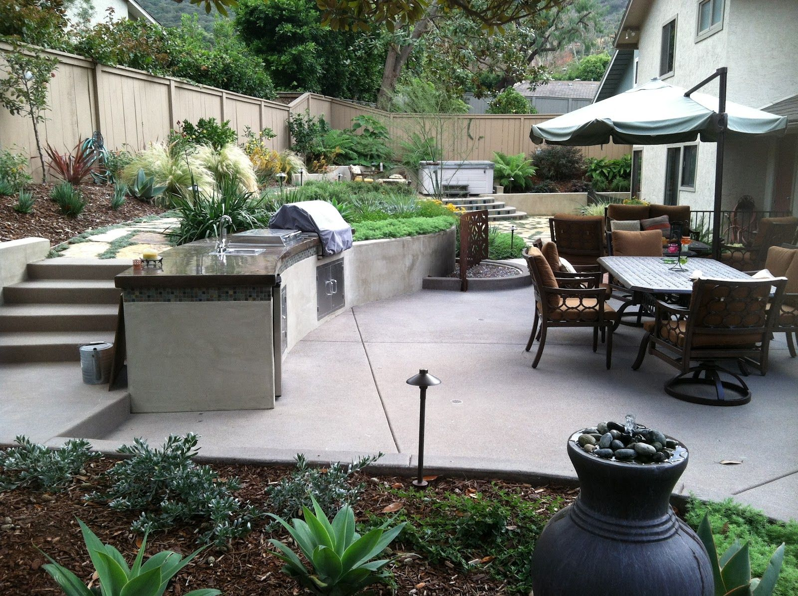 15 modern outdoor kitchen designs for summer relaxation we