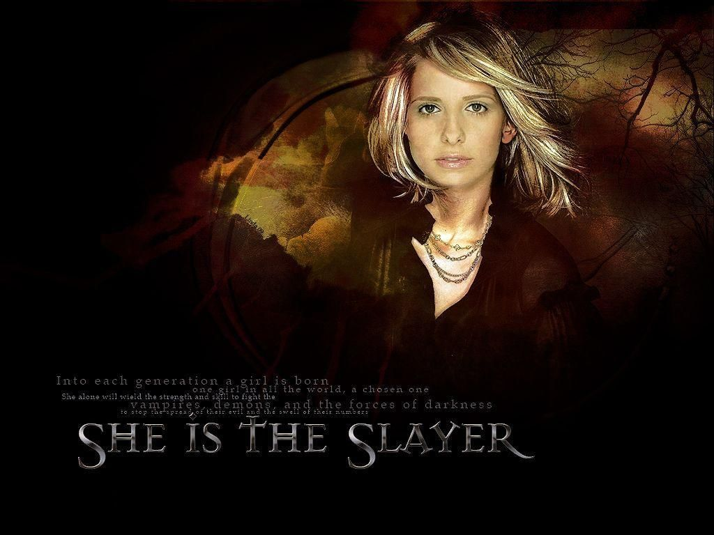 Buffy The Vampire Slayer Wallpapers Wallpaper Cave Buffy The