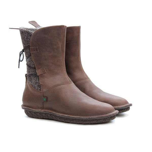 Piper l brown - Our most popular boot comes in a variety of different upper materials including a mix of leather + tweed, providing great fit and warmth.