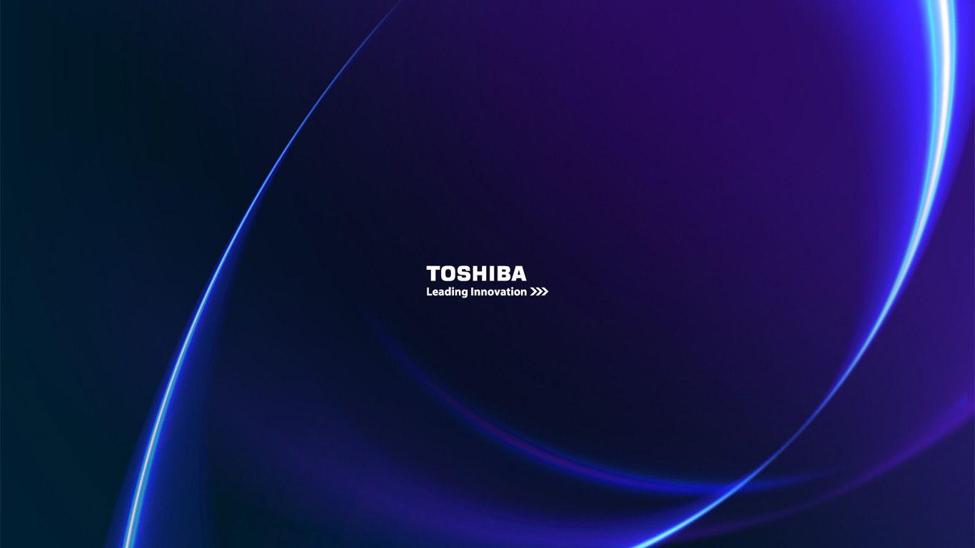 Original Toshiba Wallpaper For