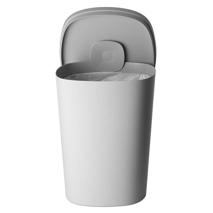 Hideaway Trash Bin GrayMuuto