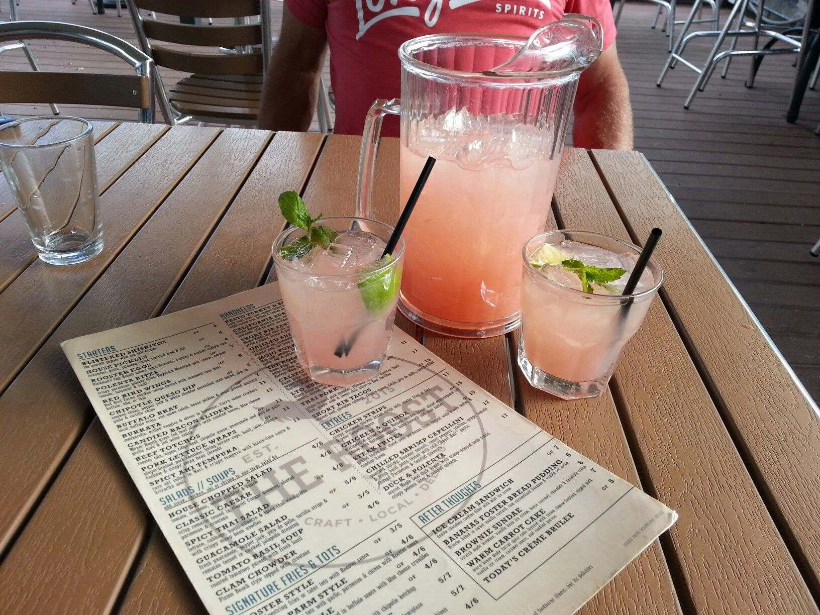 #Yummy #Watermelon #Mojitos @ the #TheRoost #Longmont #Colorado. #Fantastic #food #cocktails #Atmosphere. #GoodEats #recommended . .  #bar #restaurant #shots #vodka #gin #mixology  #tequila #moonshine #whiskey #bourbon #booze #alcohol #margaritas #martini #scotch