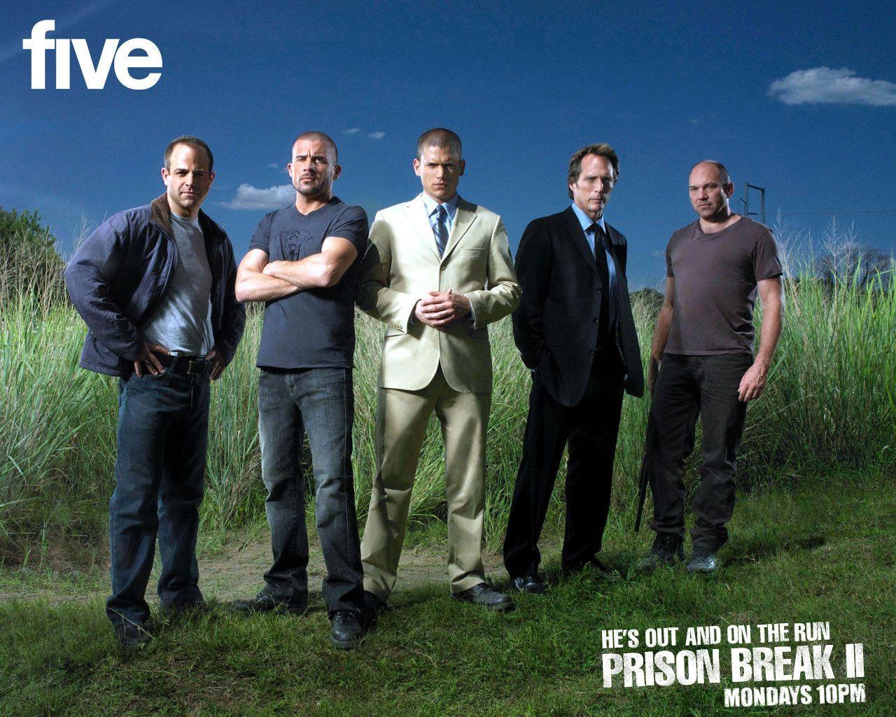 Prison Break Season 4 Wallpapers - Wallpaper Cave | Images ...