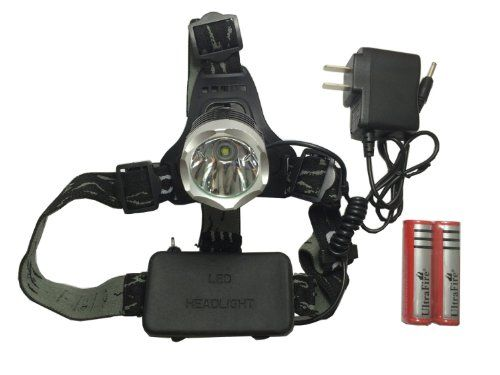 Outdoor Waterproof 1600LM CREE XM-L T6 LED Headlamp $13.79 (81% OFF)  #Generic