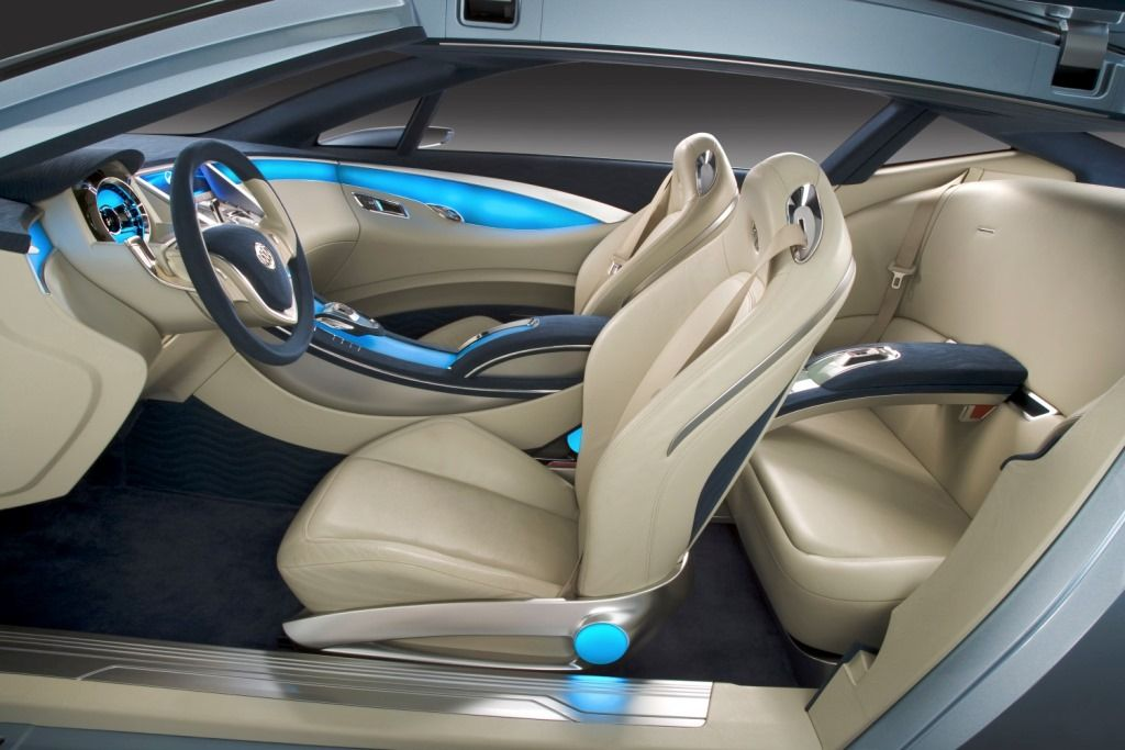 2015 Buick Riviera interior Seats .. See More Photos http ...
