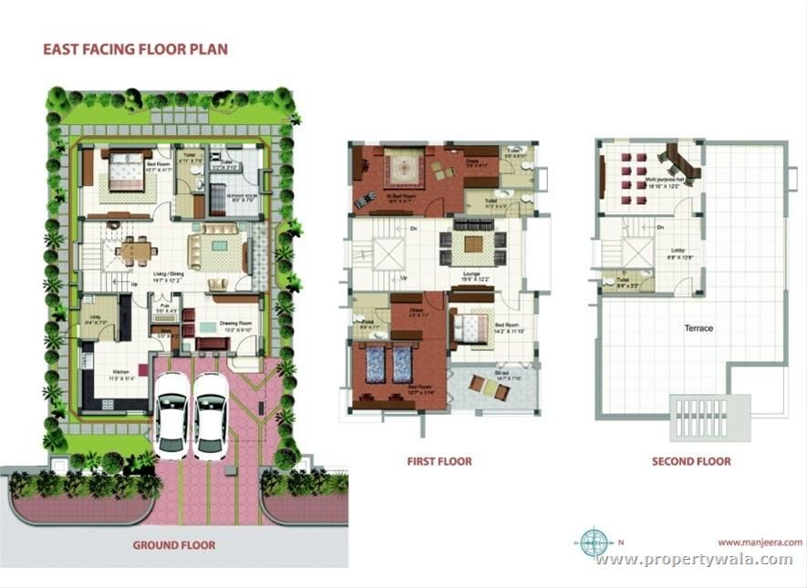 East Facing Duplex House Plans In Hyderabad House Plans 2017 East Facing Duplex House Plans As Per Vastu Duplex House Plans Duplex House House Plans