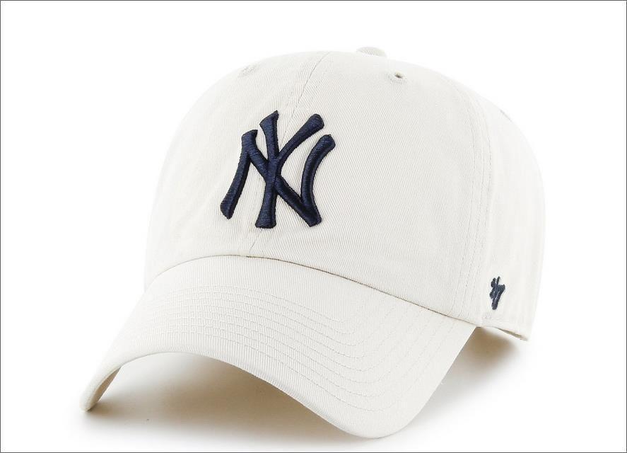 47 Brand New York Yankees NY MLB MVP Navy Dad Hat
