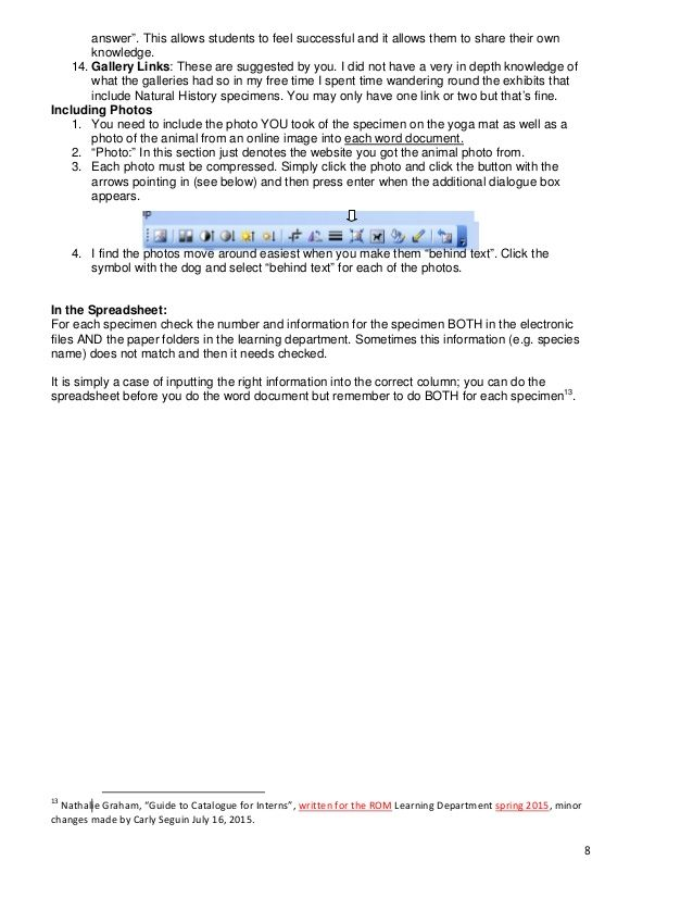 8 answer\u201d This allows students to feel successful and it allows