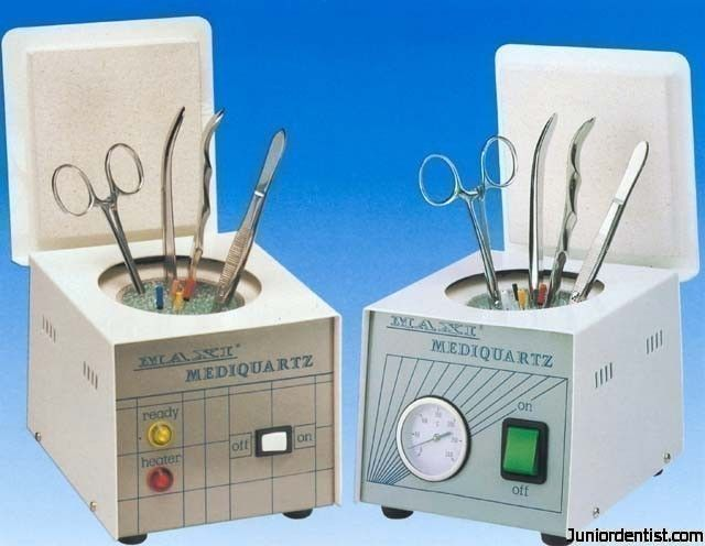 Glass Bead Sterilizers Is Used For Sterilization Of Dental Instruments Within A Few Seconds Meditech Is The Largest Su Glass Beads Dental Instruments Sterile
