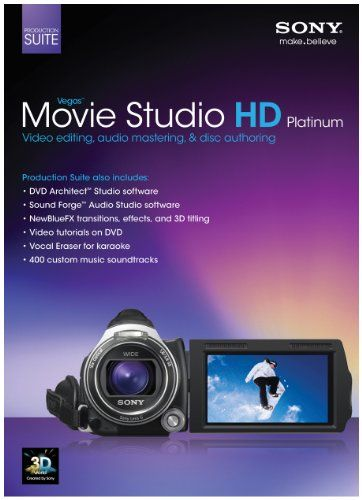 Cheapest Vegas Movie Studio Hd Platinum 11