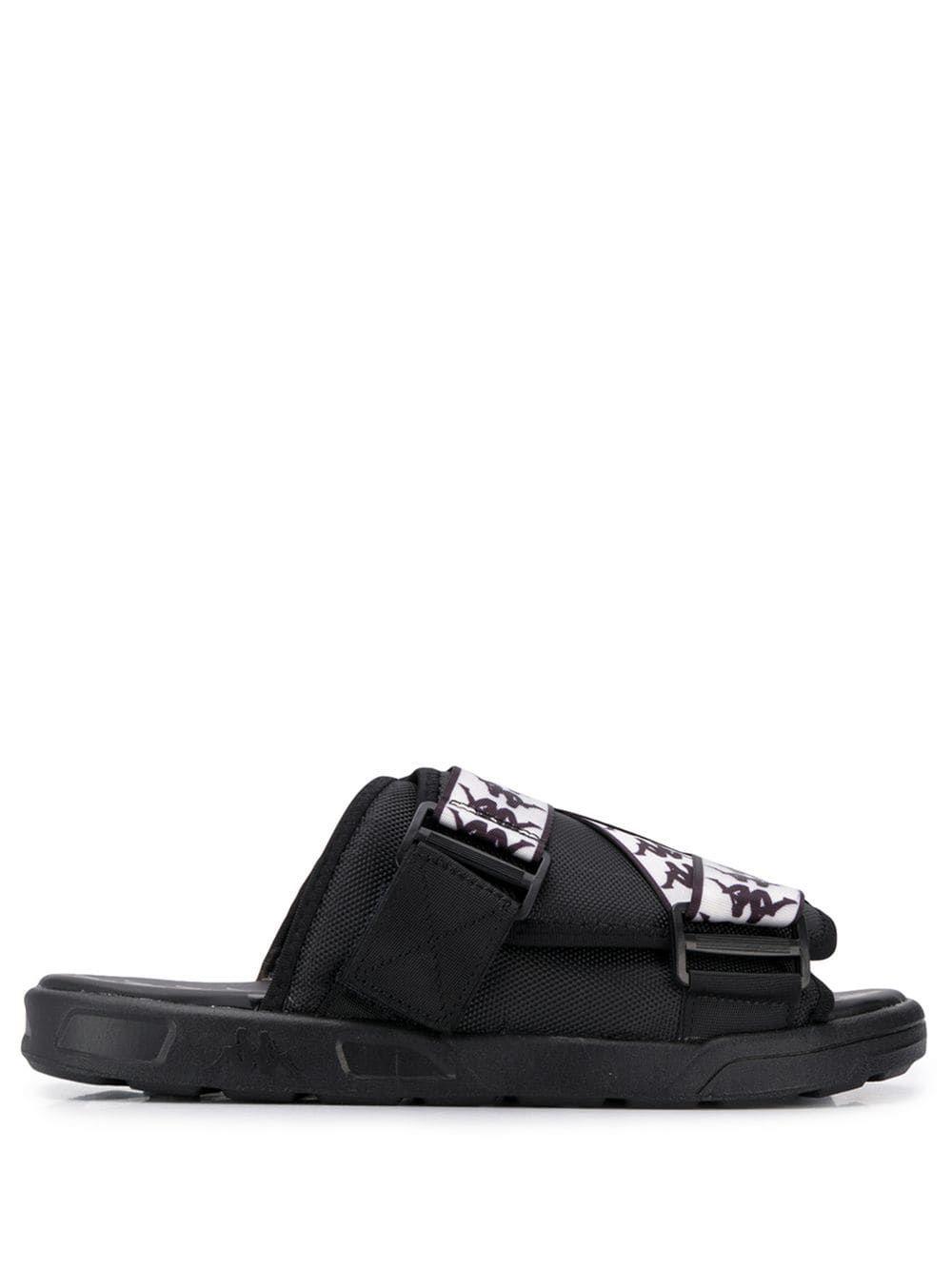 3cf0f84f4f0 KAPPA KAPPA 222 BANDA MITEL 1 SLIDES - BLACK. #kappa #shoes | Kappa ...