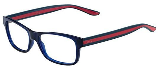 Gucci 1046 0CUO Blue Dark Blue Red Blue eyeglasses  Gucci Eyeglasses 1046 0CUO Blue Dark Blue Red Blue  Retail Price:$280.00 SALE:$177.00