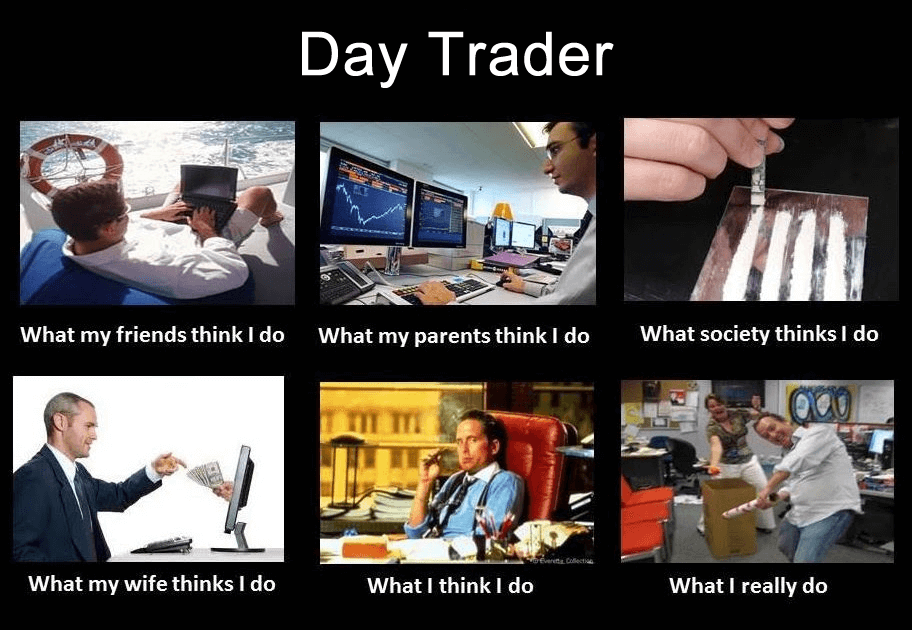 what do day traders make