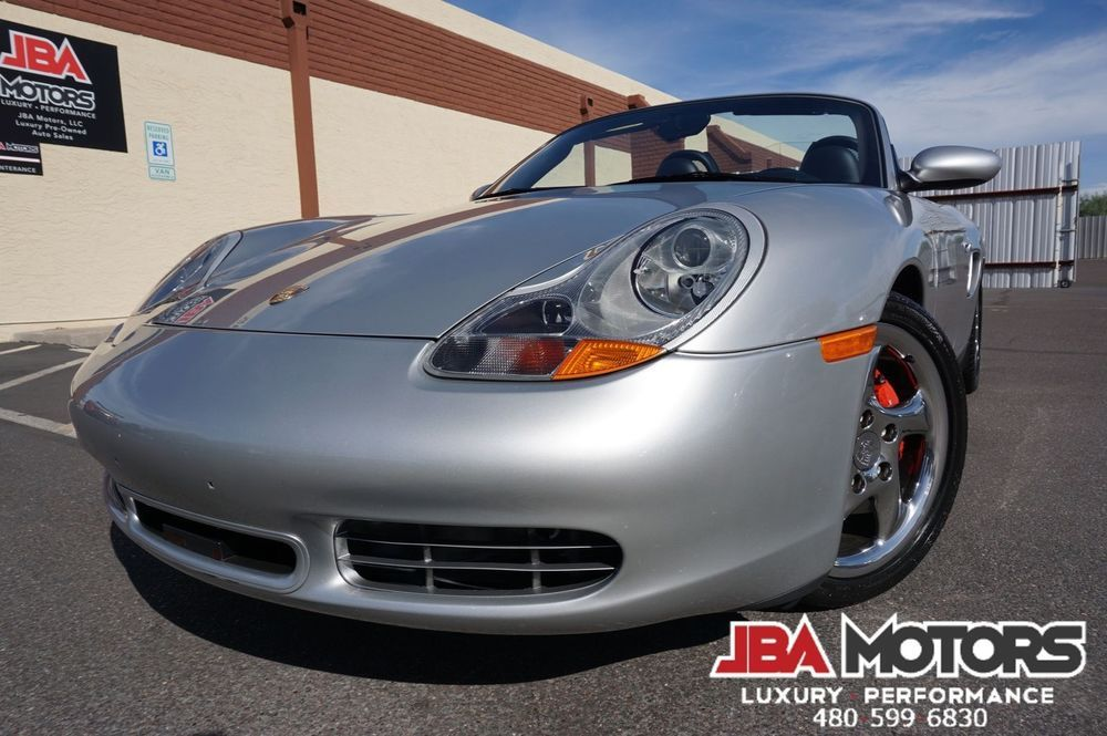 2001 Porsche Boxster 01 Boxster S Only 34k Miles 1 Owner Clean Carfax 2001 Porsche Boxster S Only 34k Miles 1 Owner Like 1998 Boxster S Porsche Boxster Boxster