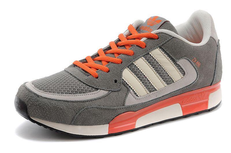 Adidas Originals ZX 850 Couples Trainers Orange/Grey/White