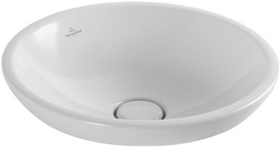 Loop & Friends Washbasins, Surface-mounted washbasin, Surface-mounted washbasins