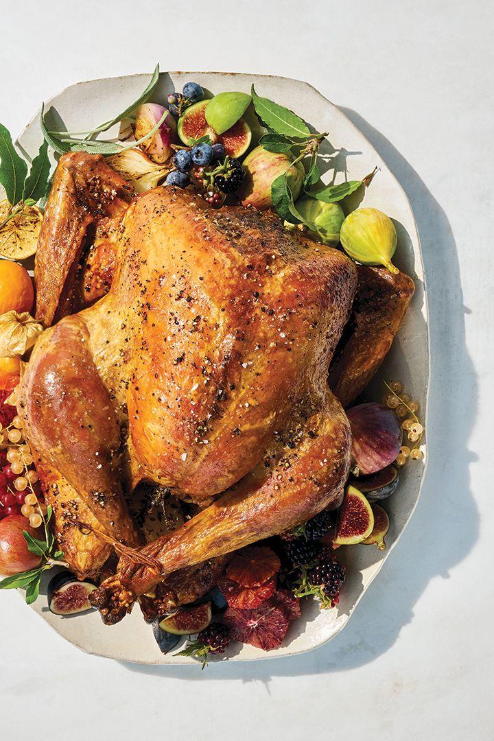 Brown SugarBrined Turkey Whole food recipes, Whole