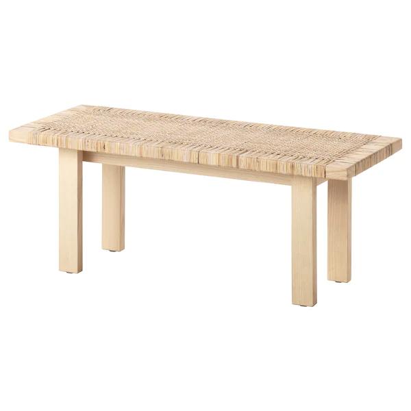 Stockholm 2017 Coffee Table Rattan Ash In 2020 Ikea Ikea
