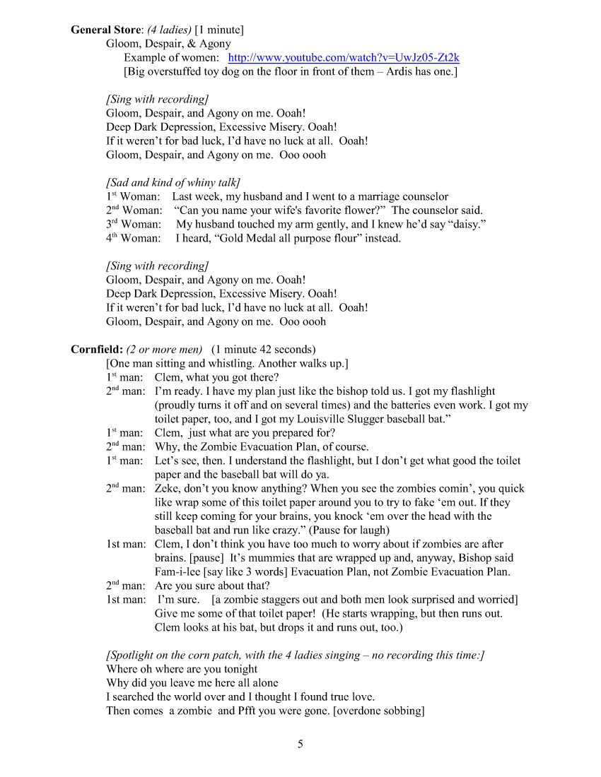 Hee haw skits bing proposal templates project manager