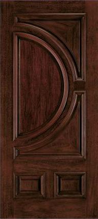 Jeld Wen A250 Aurora Custom Fiberglass All Panel From Waybuild Exterior Doors Fiberglass Entry Doors Modern Wooden Doors
