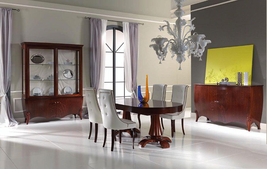 Sala Da Pranzo Classica: 25 Idee per Arredare con Gusto | Sala da ...