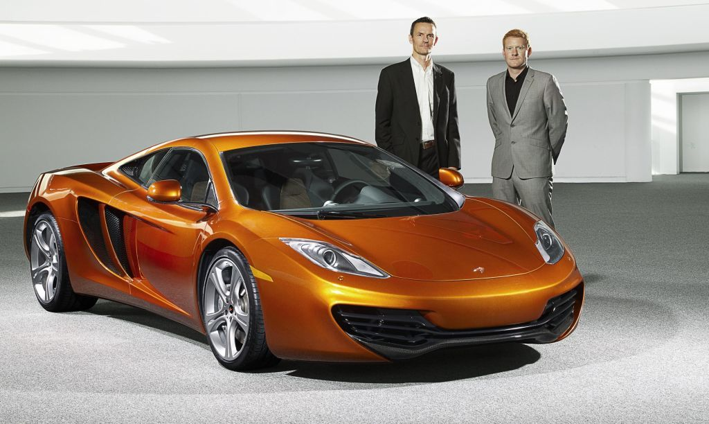 McLaren Automotive Communication Team Almost Completed ...