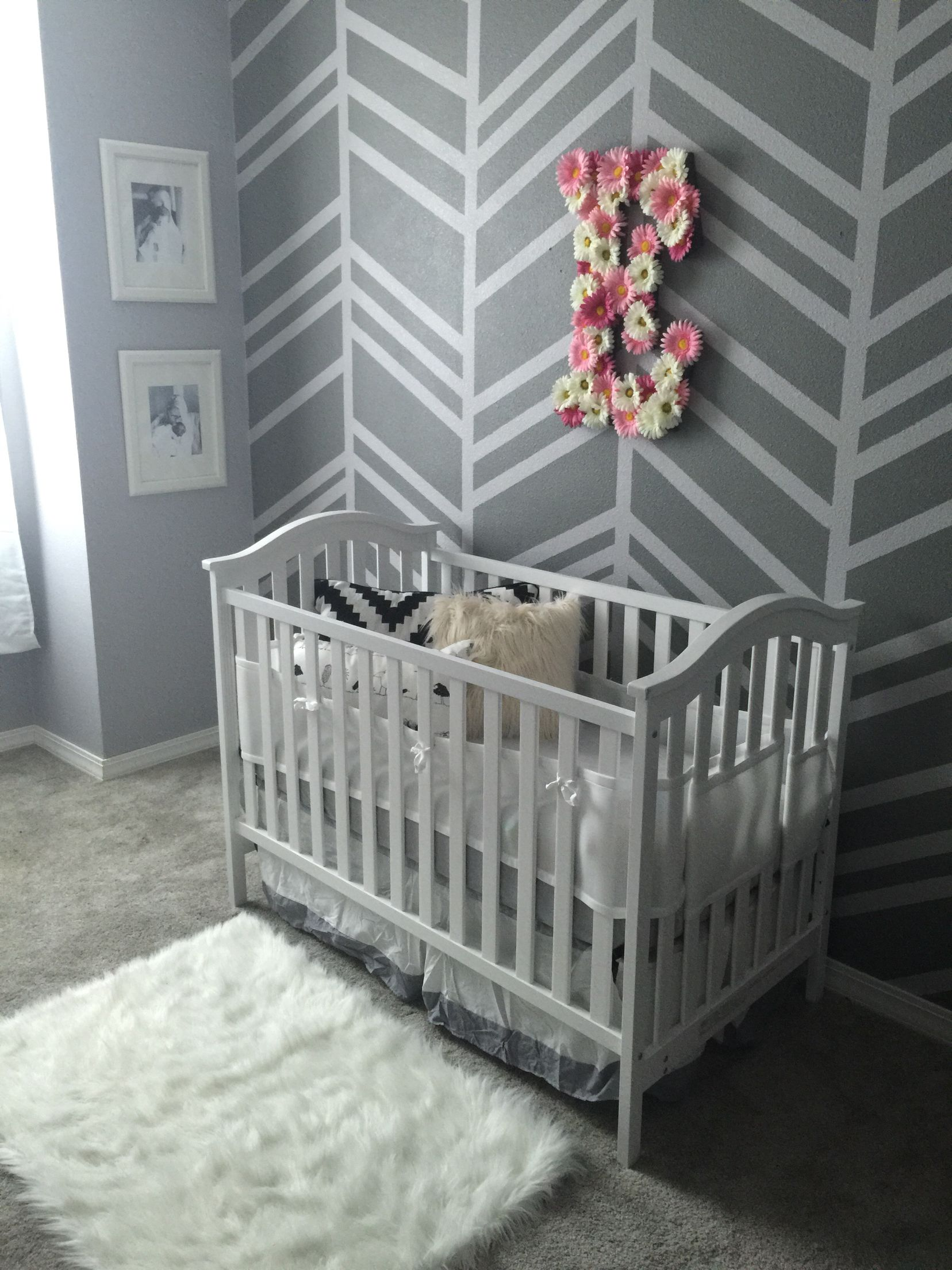 Gray Baby Rooms