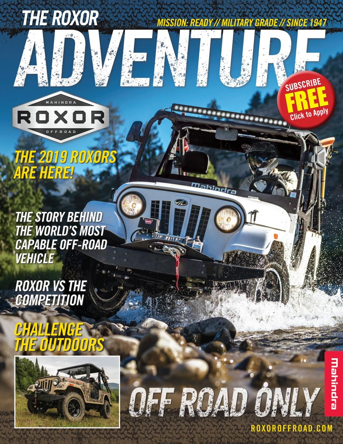 Roxor Adventure Magazine Adventure Magazine Adventure Story Of