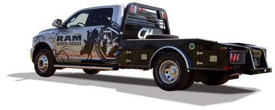 Cm Truck Beds Truck Bodies Replacement Platform Western