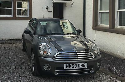 Ebay 59 Mini Cooper Diesel 1 6 Graphite 110 Full Mot Chili Pack