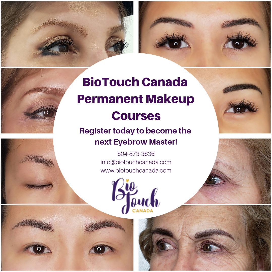 Register today for our next Permanent Makeup