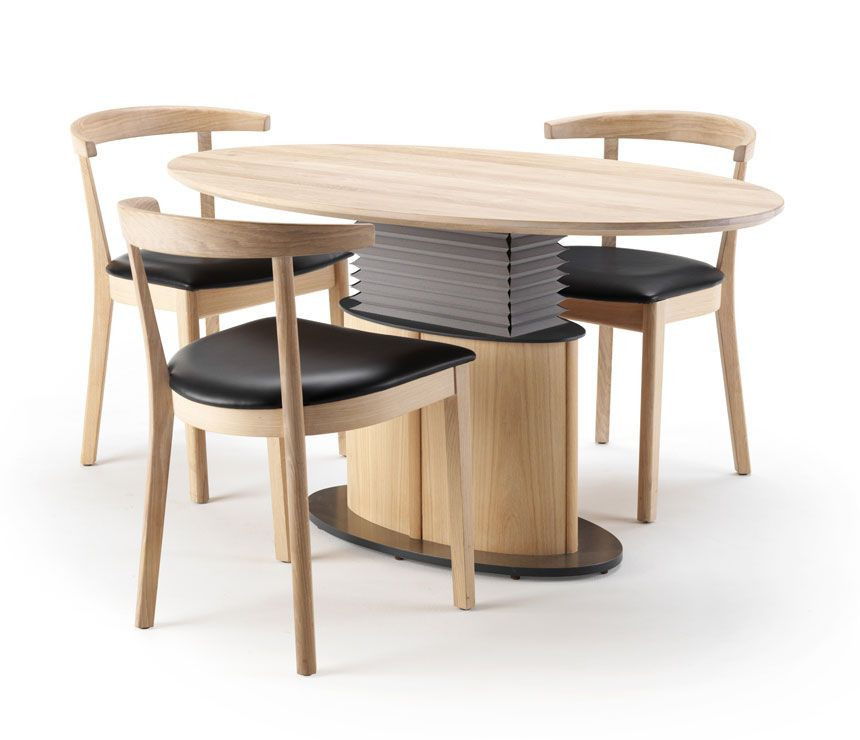 An All In One Coffee Table And Dining From Scandinavian Furniture Experts Wharfside