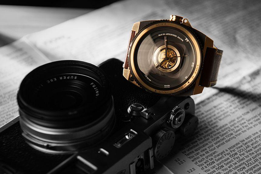 Wrist Magic – The TACS Automatic Vintage Lens Watch