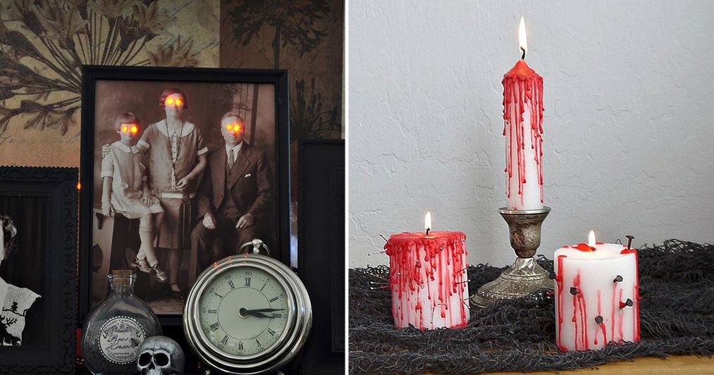 Easy DIY Halloween Home Decorations DIY Halloween, Halloween