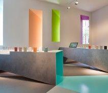 Espacio de pinturas Tollens creado por Marta Budó y Pepe Bustamante en Casa Decor Madrid 2013