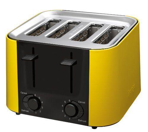 Prestige Daytona 4 Slice Toaster Yellow Http Www Amazon Co Uk Dp B007hb10ls Ref Cm Sw R Pi Awdl Hzokwb0jkv3nr Red Kitchen Appliances Toaster Mini Oven