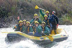 Descenso de ríos - Wikipedia, la enciclopedia libre