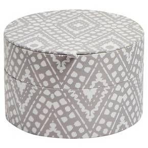 Xhilaration Jewelry Box Tribal Pattern bedroom Pinterest