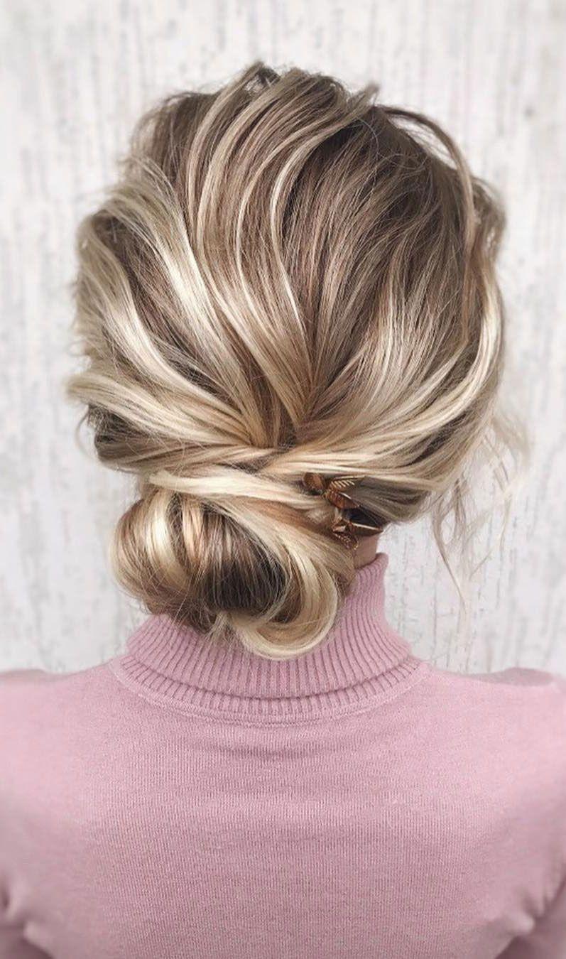 amazing updo hairstyle