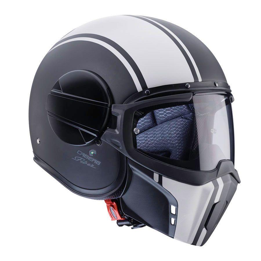 520e86a3cca43 Caberg Ghost Helmet -- Caberg s new Jet Ghost Helmet has a striking ...