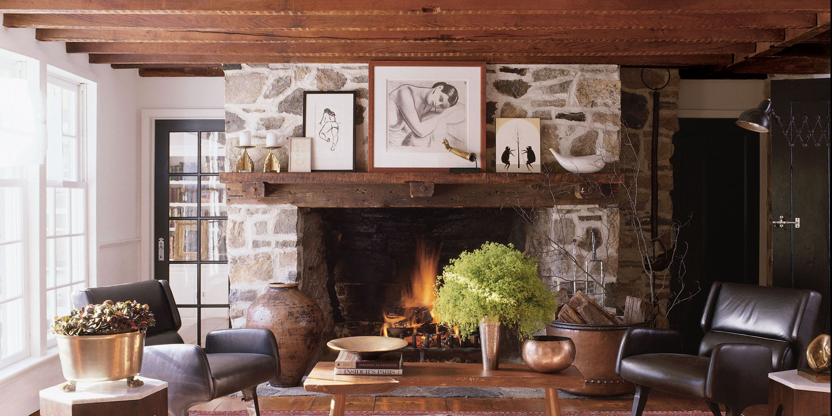Elegant Modern Chimney Ideas (With images) | Fireplace design